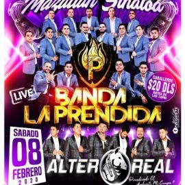 Image for BANDA LA PRENDIDA GRUPO ALTER REAL