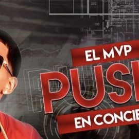 "Image for PUSHO ""EL MVP"" at LATINO FRIDAYS"