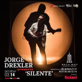 Image for Jorge Drexler presenta: Silente / Boston