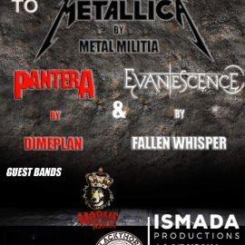 Image for Tributo A Metallica Por Metal Militia En Elmhurst,NY