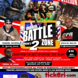 Image for Barber Battle Zone 2