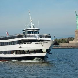 Image for NYC #1 VALENTINES PARTY on the Boat: Saturday Night Yacht Cruise Around Manhattan