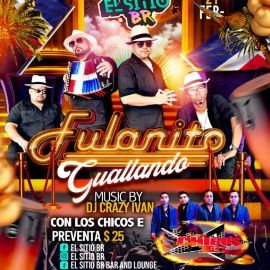 Image for Fulanito En Concierto En Baton Rouge,LA