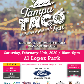 Image for Tampa Taco Fest