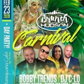 Image for Brunch On The Hudson Carnival DJ Bobby Trends Live At Mamajuana Cafe By The River