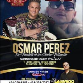 Image for Osmar Perez En Concierto En Duluth,GA