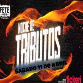 Image for NOCHE DE TRIBUTOS  CAIFANES , LA RENGA, HEROES DEL SILENCIO