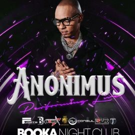 Image for Anonimus at booka