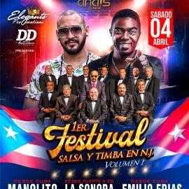 Image for POSTPONED: 1er Festival Salsa y Timba En Passaic,NJ