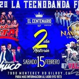 Image for La Tecnobanda Fest 2020 En Gilroy,CA