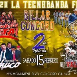 Image for La Tecnobanda Fest 2020 En Concord,CA