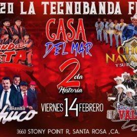 Image for La Tecnobanda Fest 2020 En Santa Rosa,CA