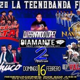 Image for La Tecnobanda Fest 2020 En Modesto,CA