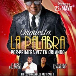 """Image for ORQUESTA """"LA PALABRA"""" EN ORLANDO"""