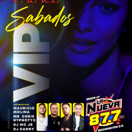 Image for Sabados VIP en The Palace Nightclub!