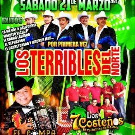 Image for Los Terribles Del Norte y Mas En San Ana,CA CANCELED