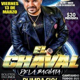 Image for EL CHAVAL DE LA BACHATA EN Brandento,FL POSTPONED