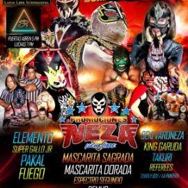 Image for Lucha Libre Con Mascarita Sagrada,Mascarita Dorada y Mas En Villa Park,IL