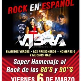 Image for Rock En Español Tributo En Tampa ,FL