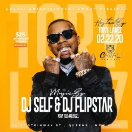 Image for Tory Lanez Live With DJ Self At Cavali
