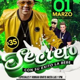 Image for Secreto Con Su Exito La Bebe En Concierto En Philadelphia,PA