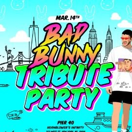 Image for Latin Boat Party: The BAD BUNNY TRIBUTE Yacht Cruise NYC