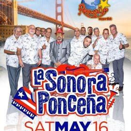 Image for La Sonora Ponceña En San Francisco,CA