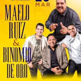 Image for MAELO RUIZ & BINOMIO DE ORO CANCELED