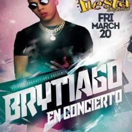 Image for Brytiago Live At Fiesta Nightclub Postponed New Date Will Be Announed Soon