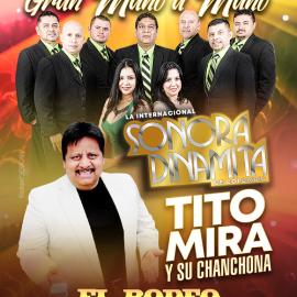 Image for La Sonora y Tito Mira