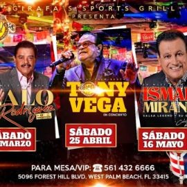Image for TONY VEGA en West Palm Beach !!