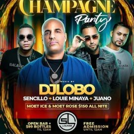 Image for Champagne Party At SL Lounge