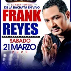 Image for Frank Reyes en Concierto! CANCELED