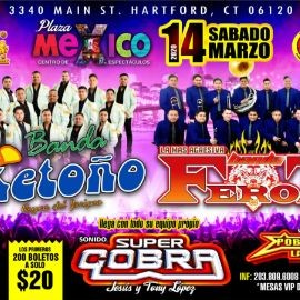 Image for Banda Retoño y Banda Feroz En Hartford,CT CANCELED