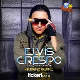 Image for Elvis Crespo en Concierto en Roccapulco! POSTPONED