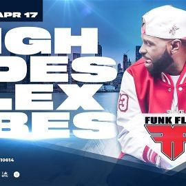 Image for FUNK FLEX presents HIGH TIDES FLEX VIBES on Hornblower' INFINITY