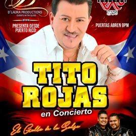 Image for TITO ROJAS EN CONCIERTO