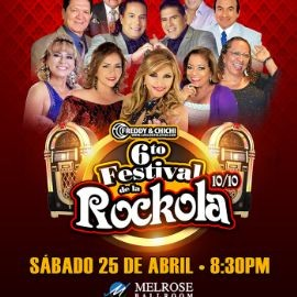 Image for 6to FESTIVAL DE LA ROCKOLA EN NEW YORK!