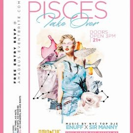 Image for Pisces Take Over DJ Enuff Live At Amadeus Nightclub