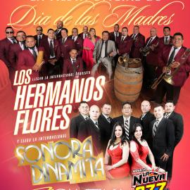 Image for Los Hermanos Flores y La Sonora Dinamita en Vivo!