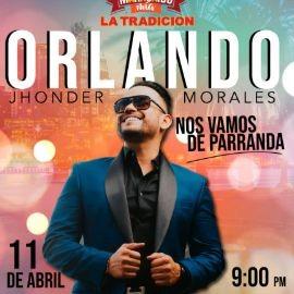 Image for Jhonder Morales en Vivo en Orlando!