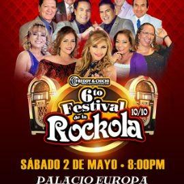 Image for 6to FESTIVAL DE LA ROCKOLA EN NEW JERSEY