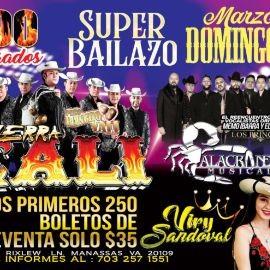 Image for Tierra Cali y Alacranes Musicales y Viry Sandoval CANCELED