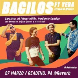 Image for Bacilos ¿Donde Nos Quedamos? US Tour ft. Yera POSTPONED