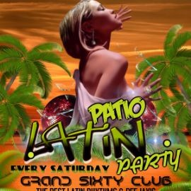 Image for Patio Latin Party