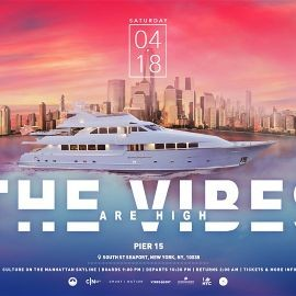 Image for THE VIBES ARE HIGH BOAT PARTY