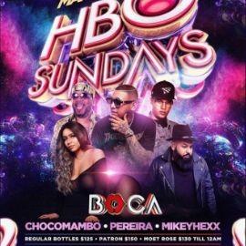 Image for HBO Sundays At Boca Lounge