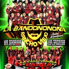Image for BANDA RANCHO VIEJO LA CAUTIVADORA BANDA SM CANCELED