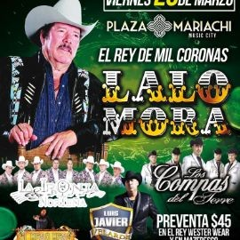 Image for Lalo Mora,La Ironia Norteña,Los Compas y Mas En Nashville,TN CANCELED
