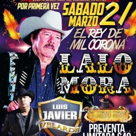 Image for Lalo Mora En Concierto En Evansville,IN CANCELED